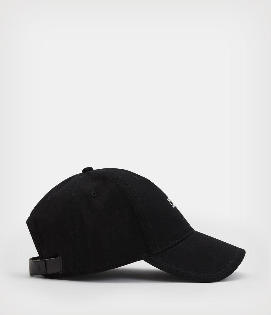 Men's Axl Baseball Cap (black_white) - Image 4