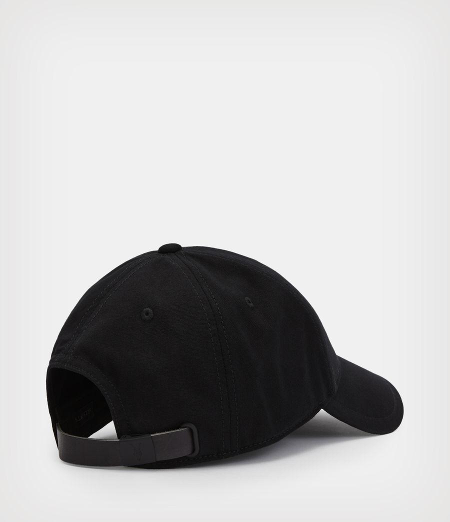 Men's Axl Baseball Cap (black_white) - Image 5