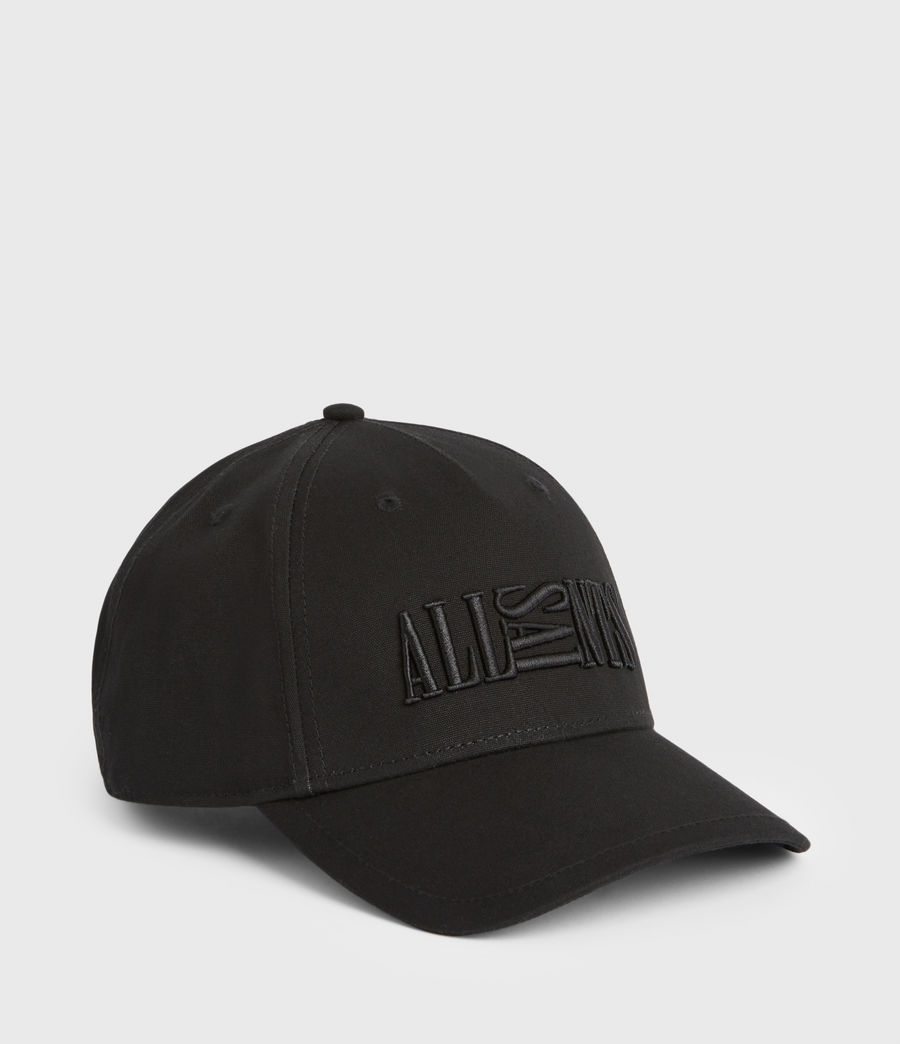 Men's Oppose Cap (black) - Image 1