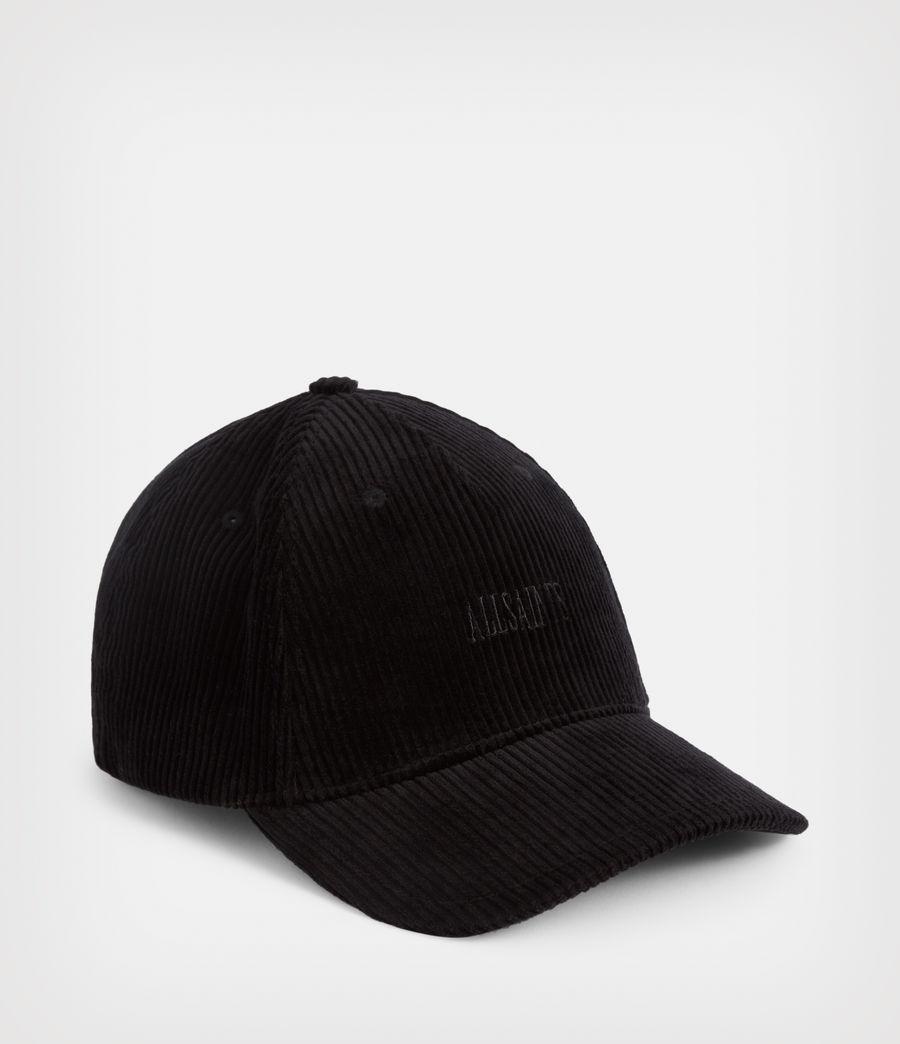 Men's Ethan Baseball Cap (black) - Image 2