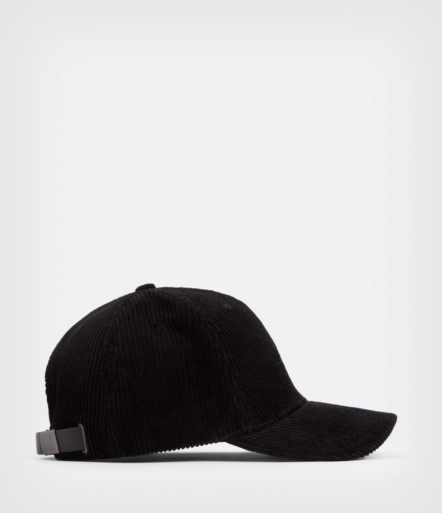Men's Ethan Baseball Cap (black) - Image 4