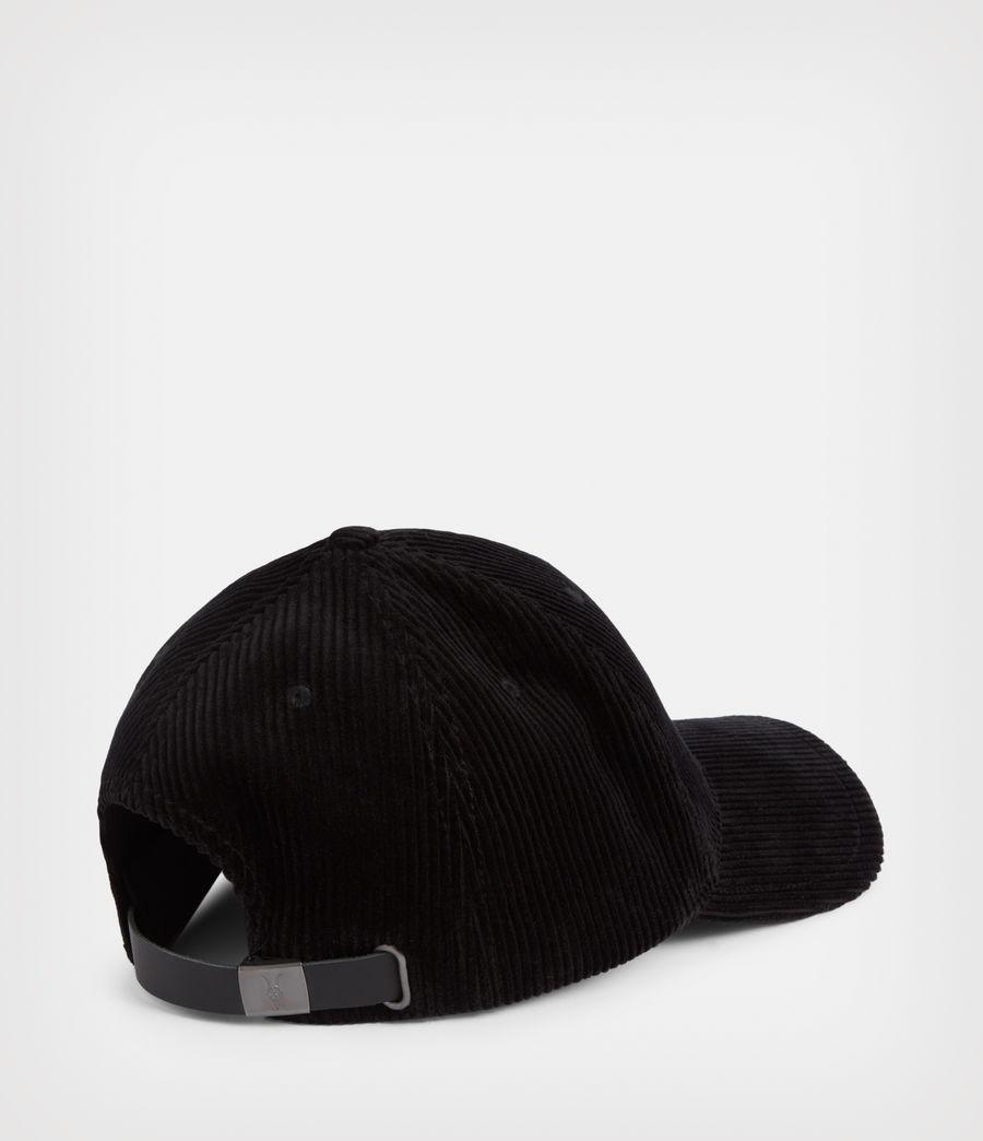 Men's Ethan Baseball Cap (black) - Image 5