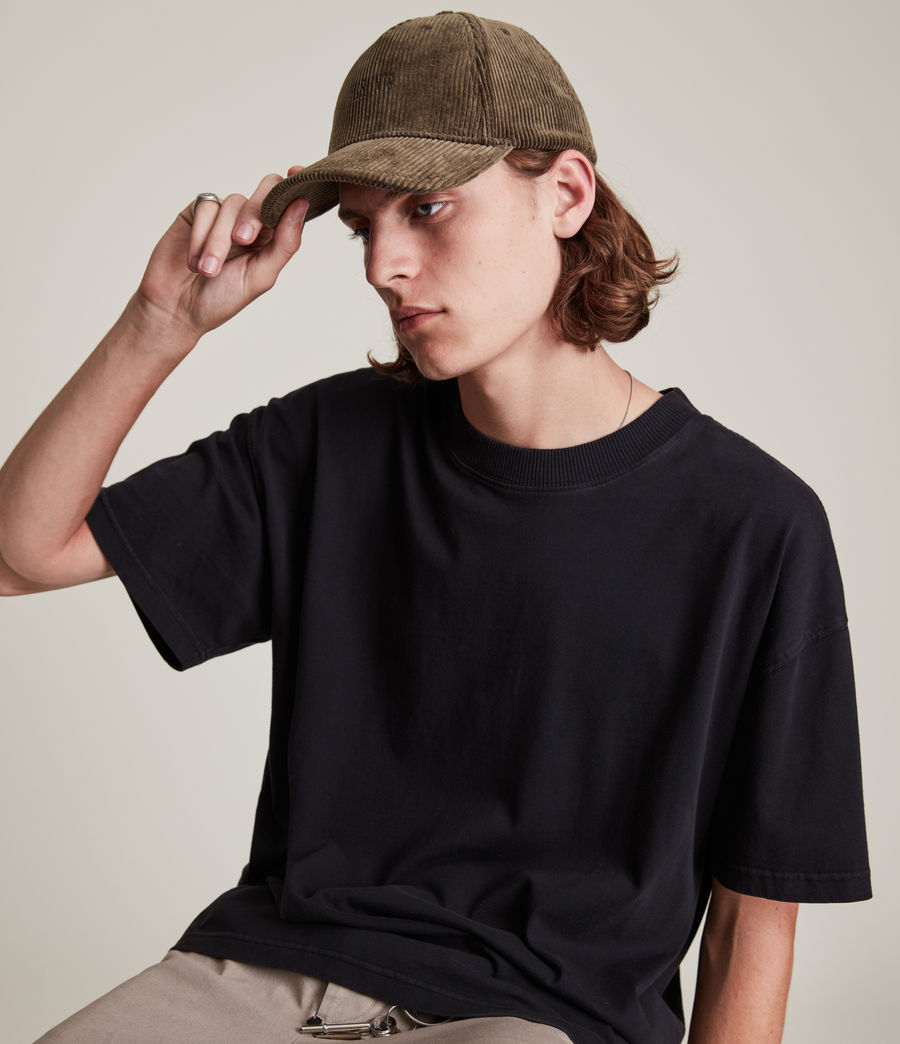 Men's Ethan Baseball Cap (khaki) - Image 2