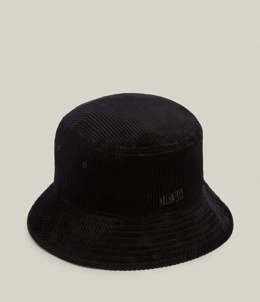 Men's Mason Bucket Hat (black) - Image 1