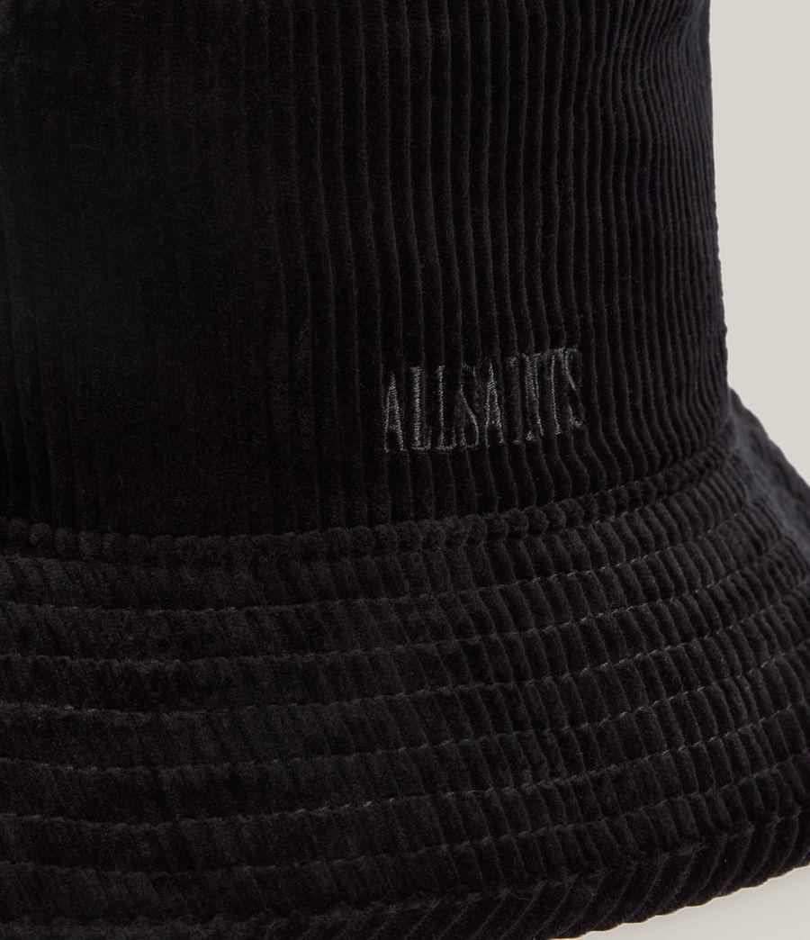 Men's Mason Bucket Hat (black) - Image 2