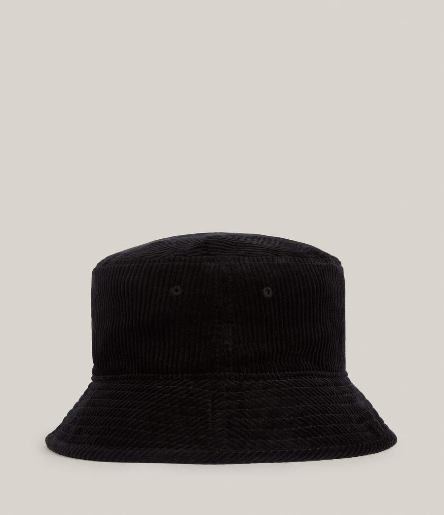 Men's Mason Bucket Hat (black) - Image 3