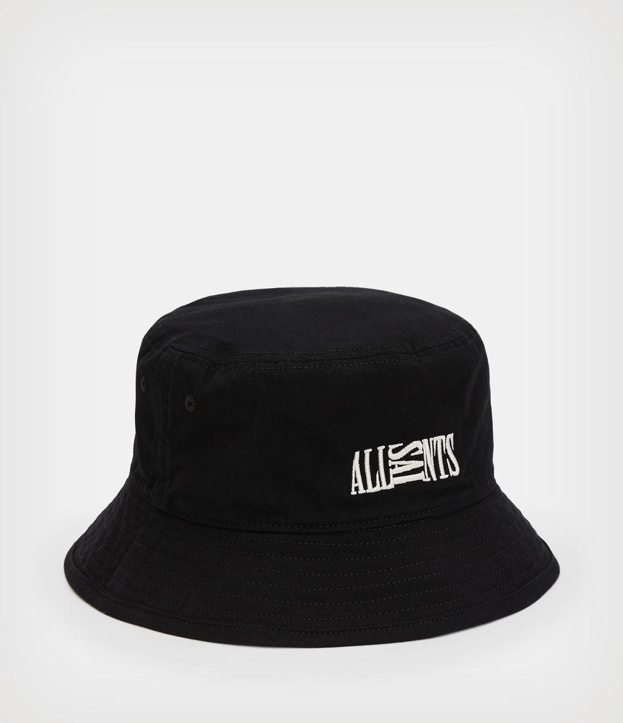 Men's Oppose Bucket Hat (black) - Image 2