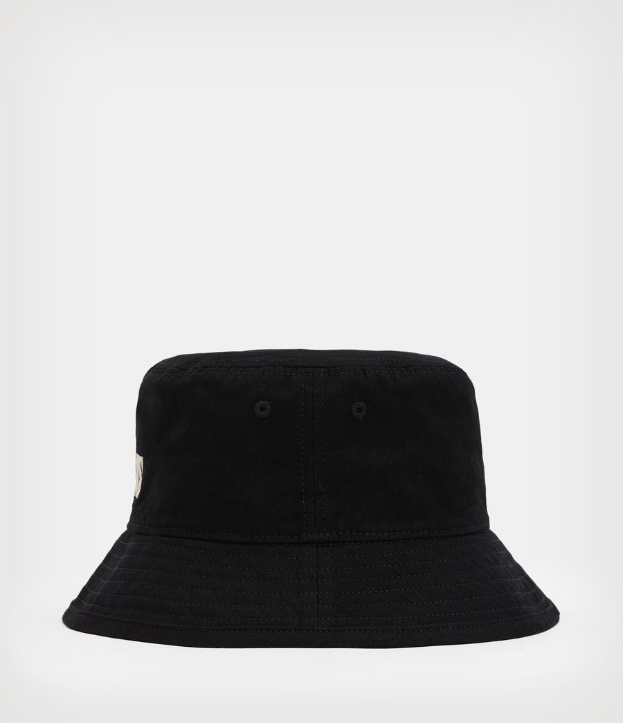 Men's Oppose Bucket Hat (black) - Image 4