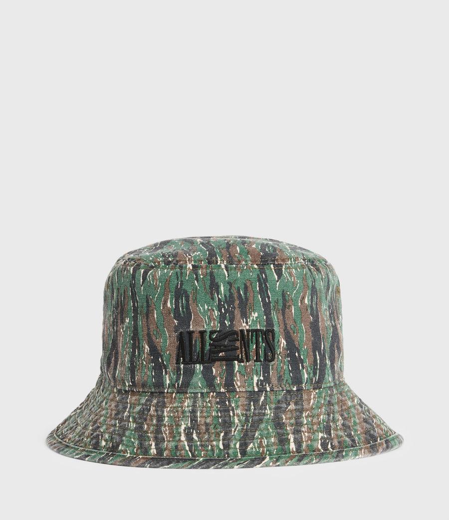 Hommes Camo Bucket Hat (khaki) - Image 1