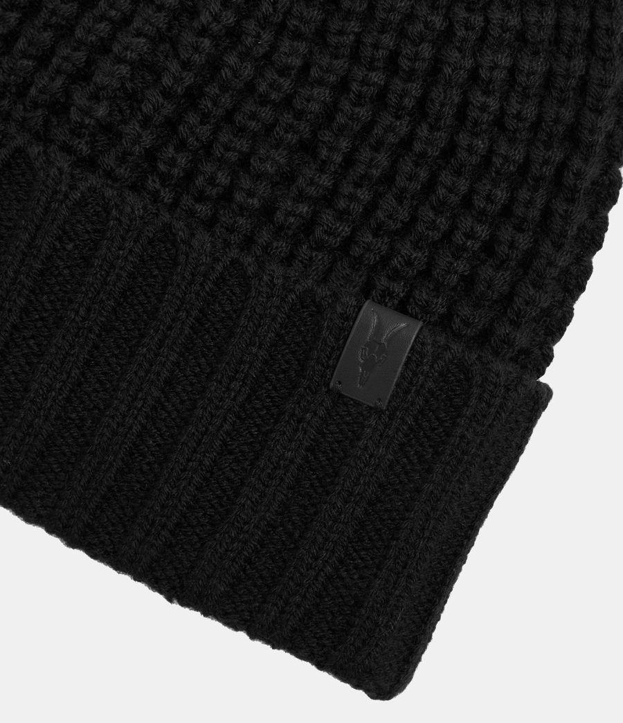 Men's Nevada Beanie (black) - Image 3