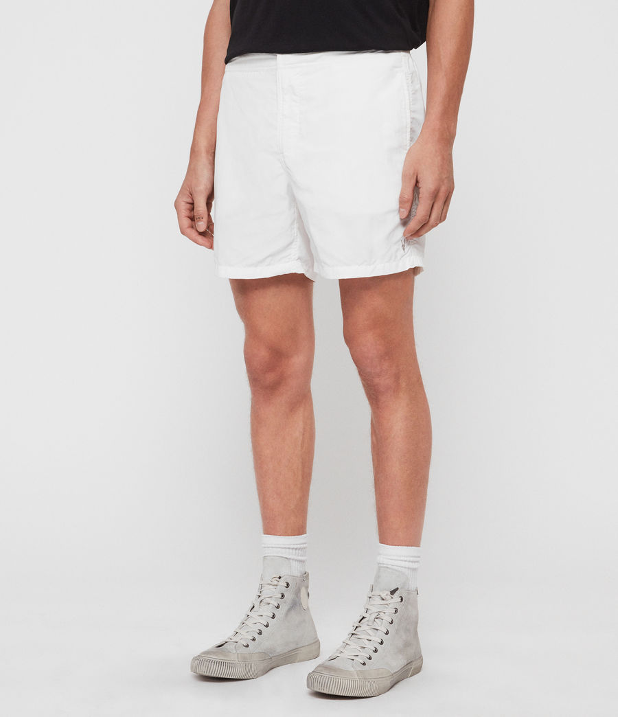 Hommes Short Warden (chalk_white) - Image 2