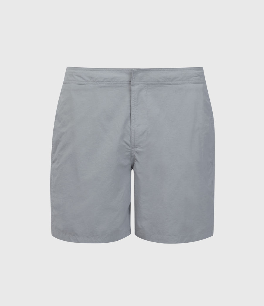 Men's Warden Swim Shorts (mist_blue) - Image 1