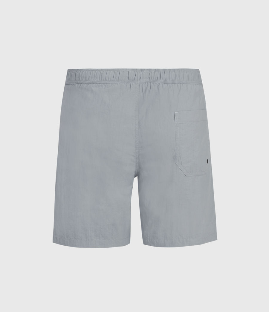 Men's Warden Swim Shorts (mist_blue) - Image 2