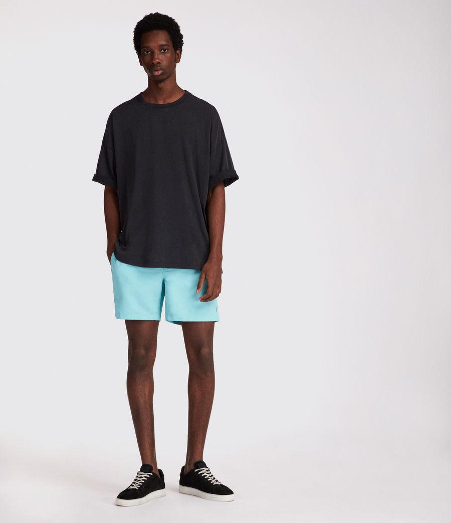 Men's Warden Swim Shorts (coach_blue) - Image 1