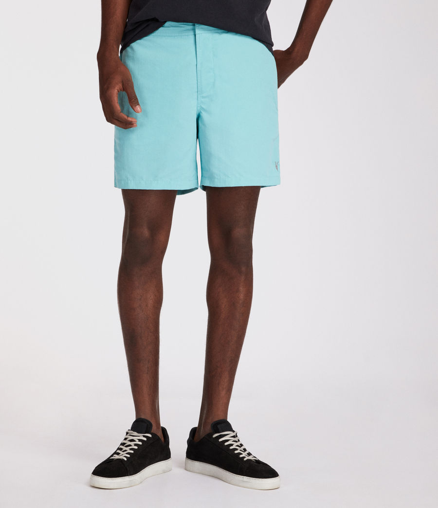 Men's Warden Swim Shorts (coach_blue) - Image 3
