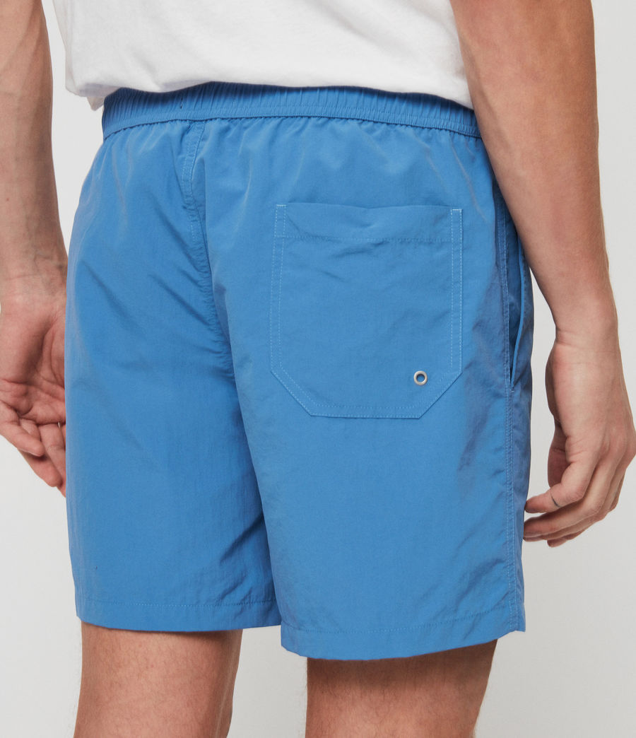 Mens Warden Swim Shorts (atlantic_blue) - Image 5