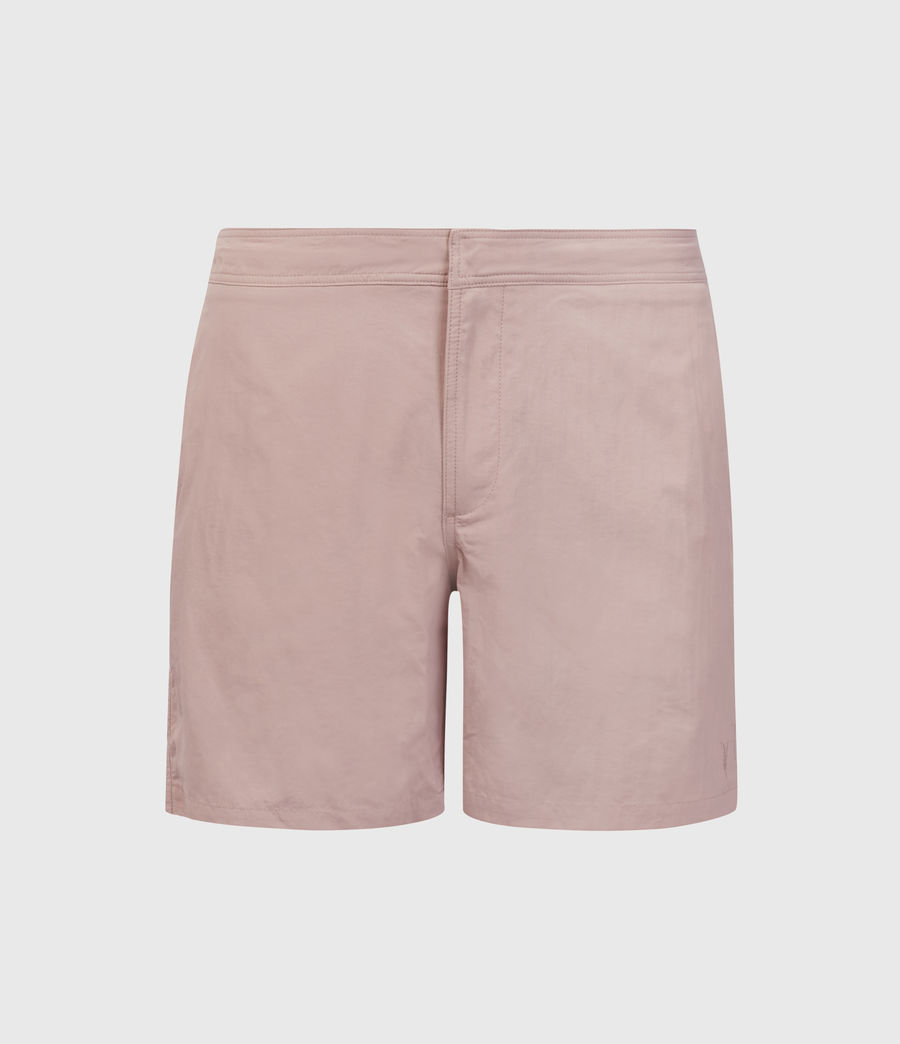 Men's Warden Swim Shorts (sunset_pink) - Image 1