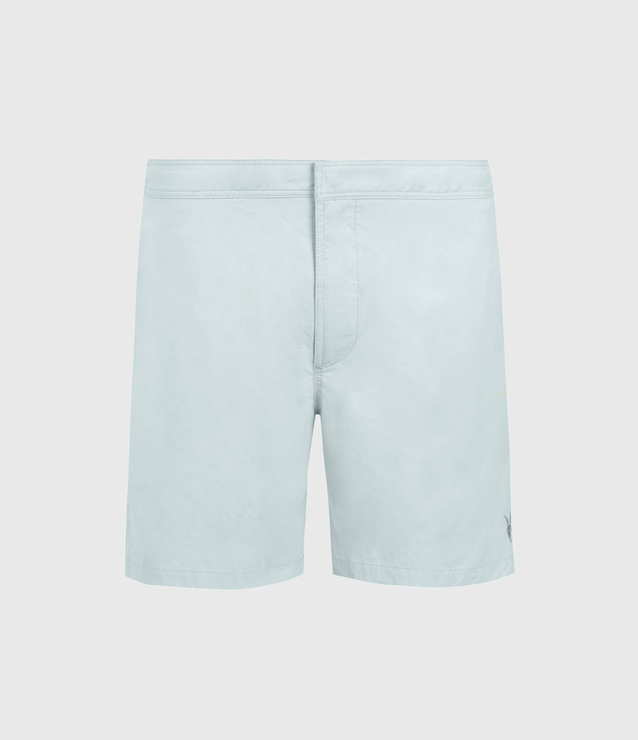 Mens Warden Swim Shorts (bali_green) - Image 1