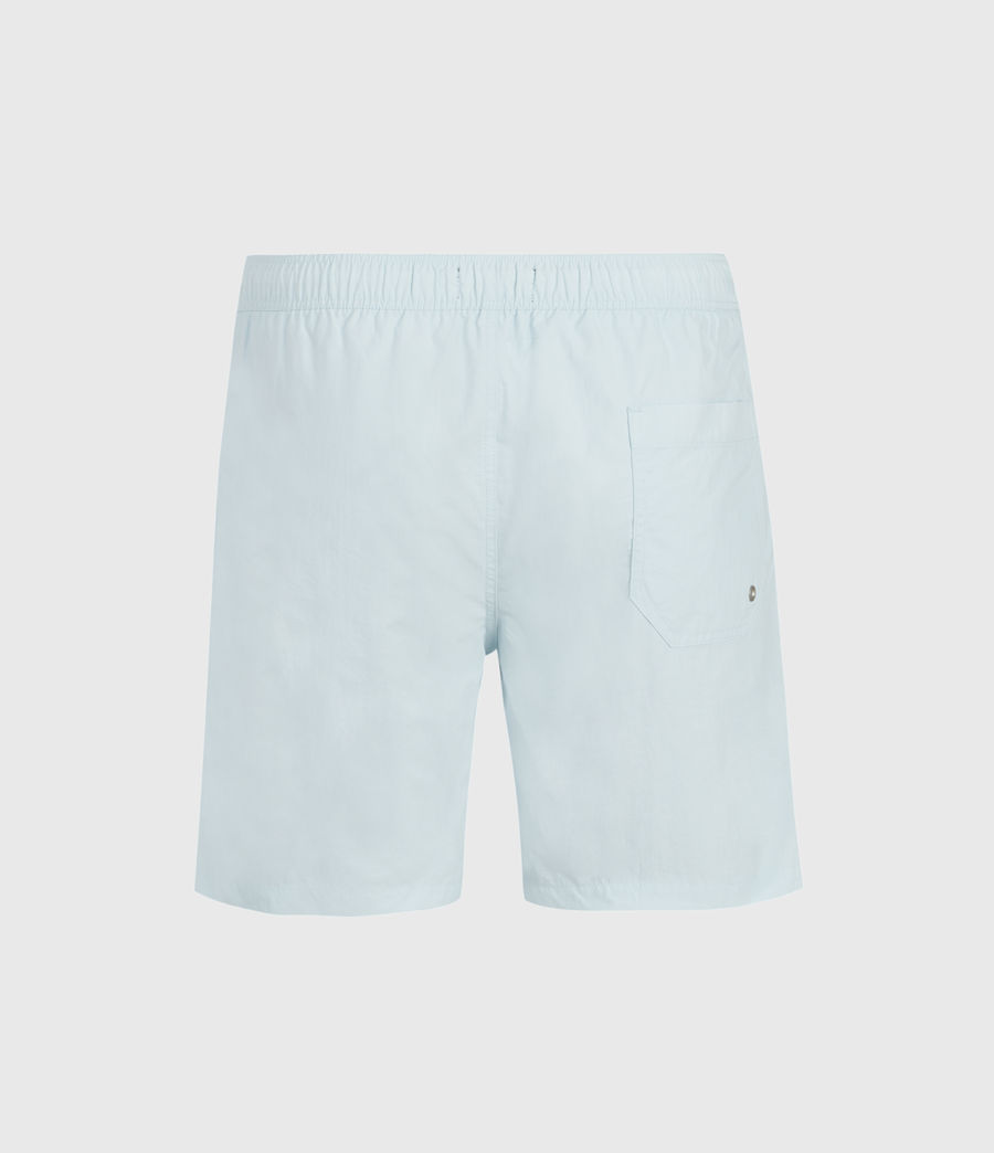 Mens Warden Swim Shorts (bali_green) - Image 2