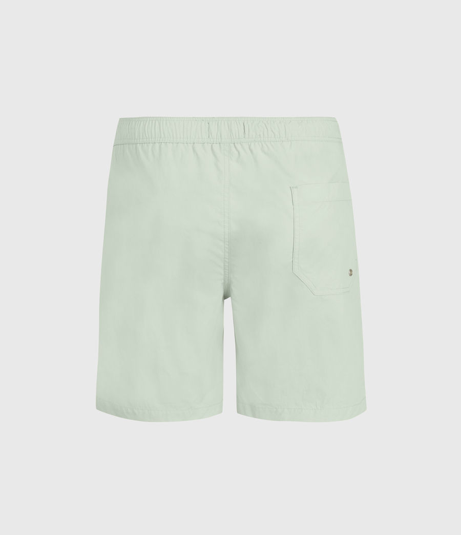 Mens Warden Swim Shorts (thyme_green) - Image 2