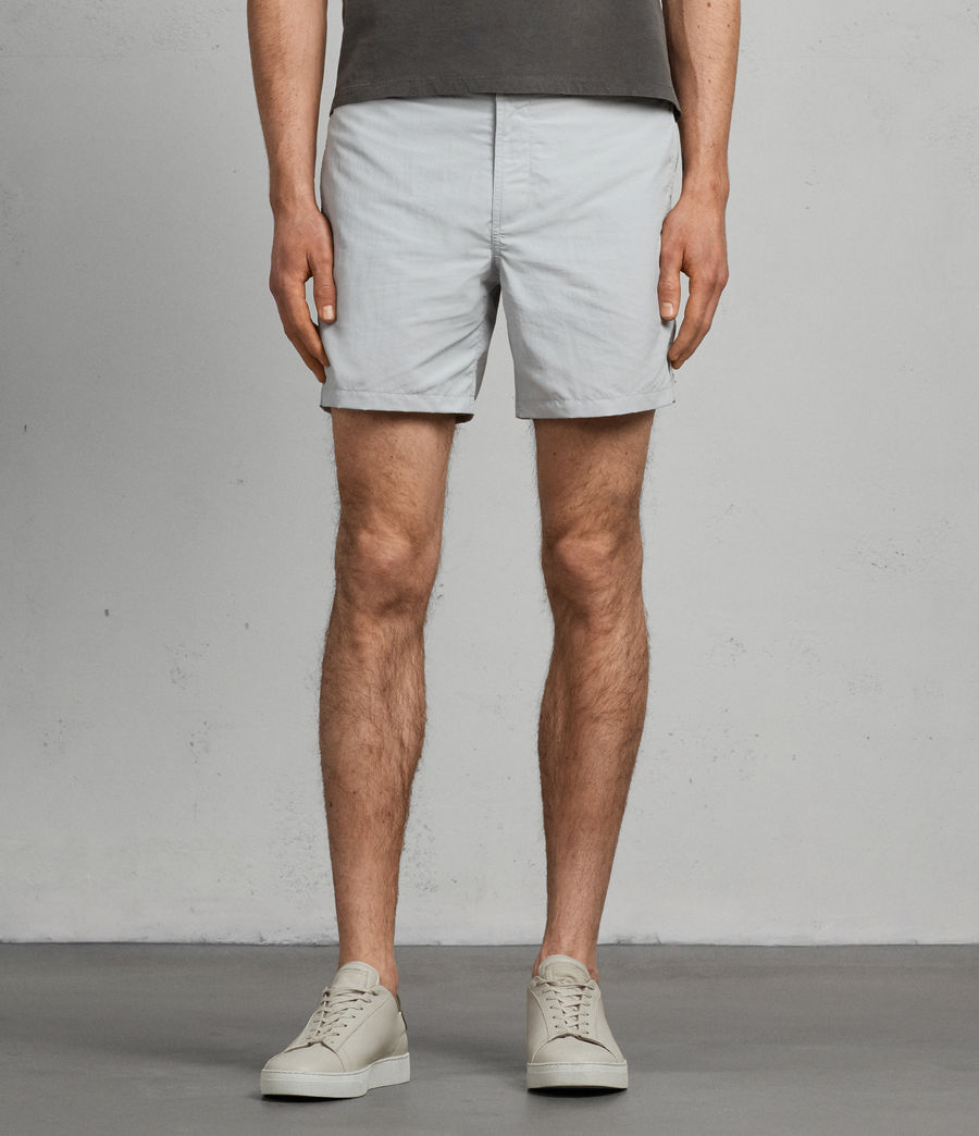 Hombres Shorts Warden (blue) - Image 2