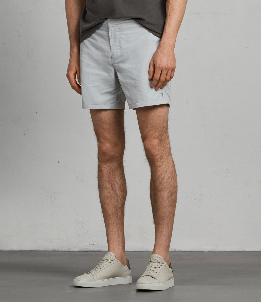 Hombres Shorts Warden (blue) - Image 3