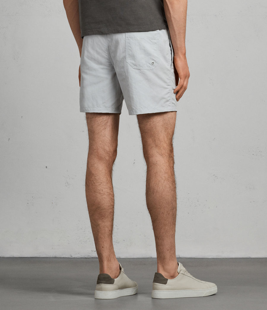 Hombres Shorts Warden (blue) - Image 4