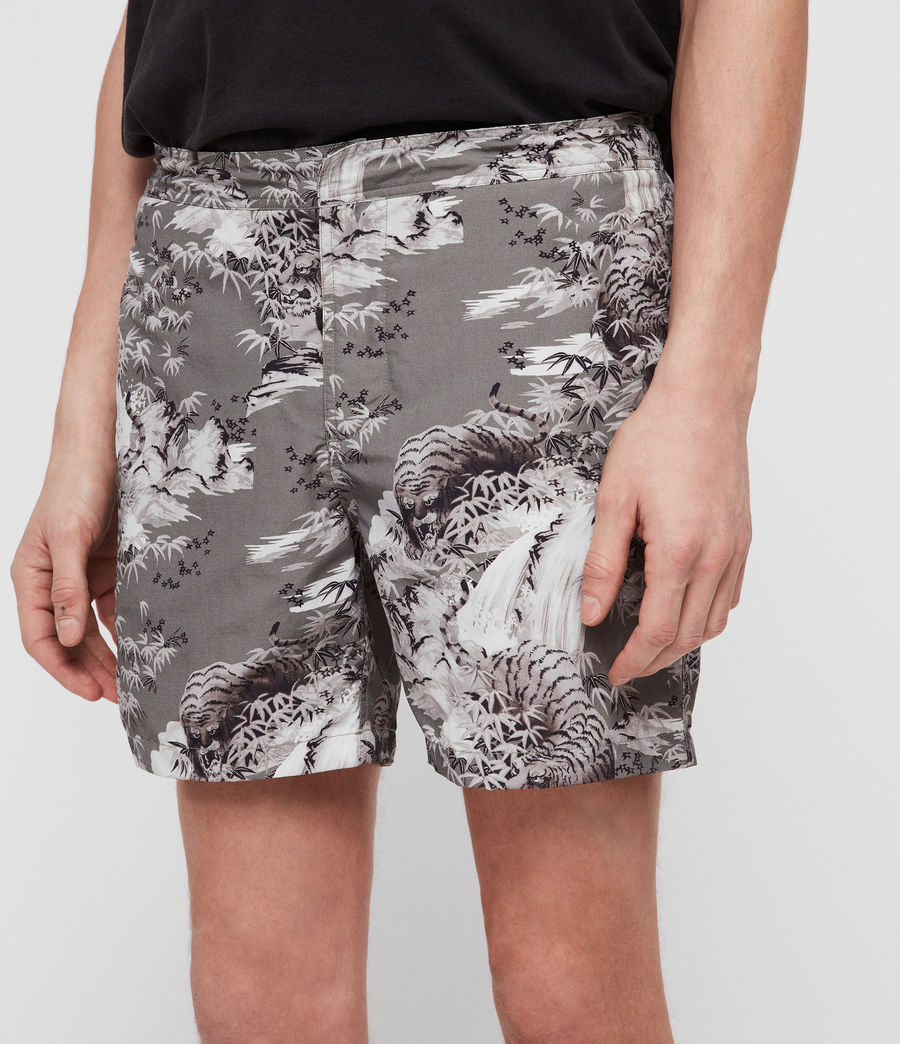 Hommes Short de bain Java (grey) - Image 2