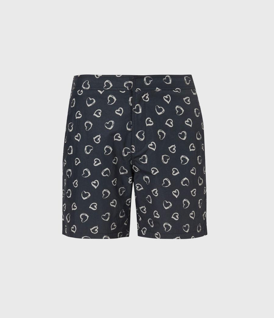 Mens Romanza Swim Shorts (black) - Image 2