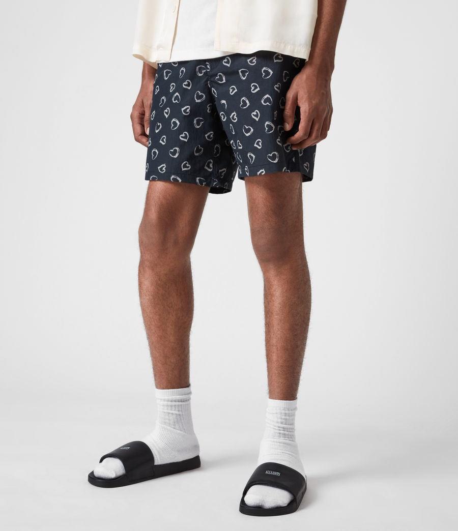 Mens Romanza Swim Shorts (black) - Image 4