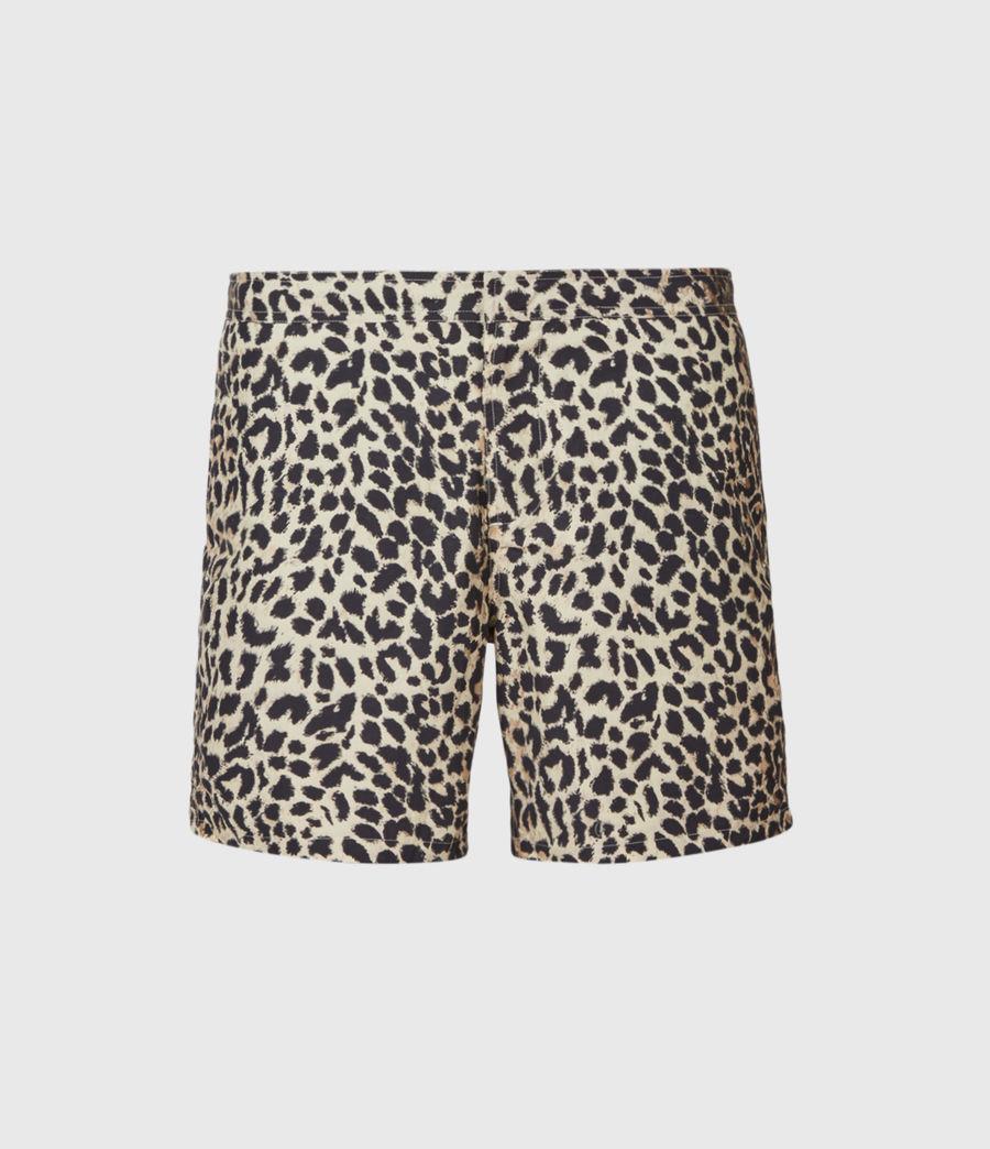 Mens Reserve Swim Shorts (ecru) - Image 2
