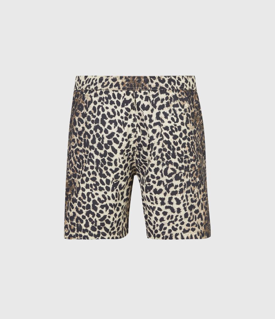 Mens Reserve Swim Shorts (ecru) - Image 3