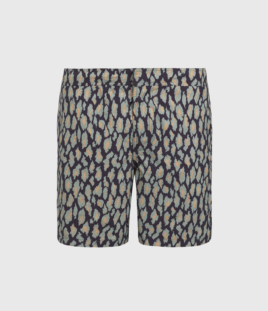 Uomo Catamere Swim Shorts (washed_black) - Image 1