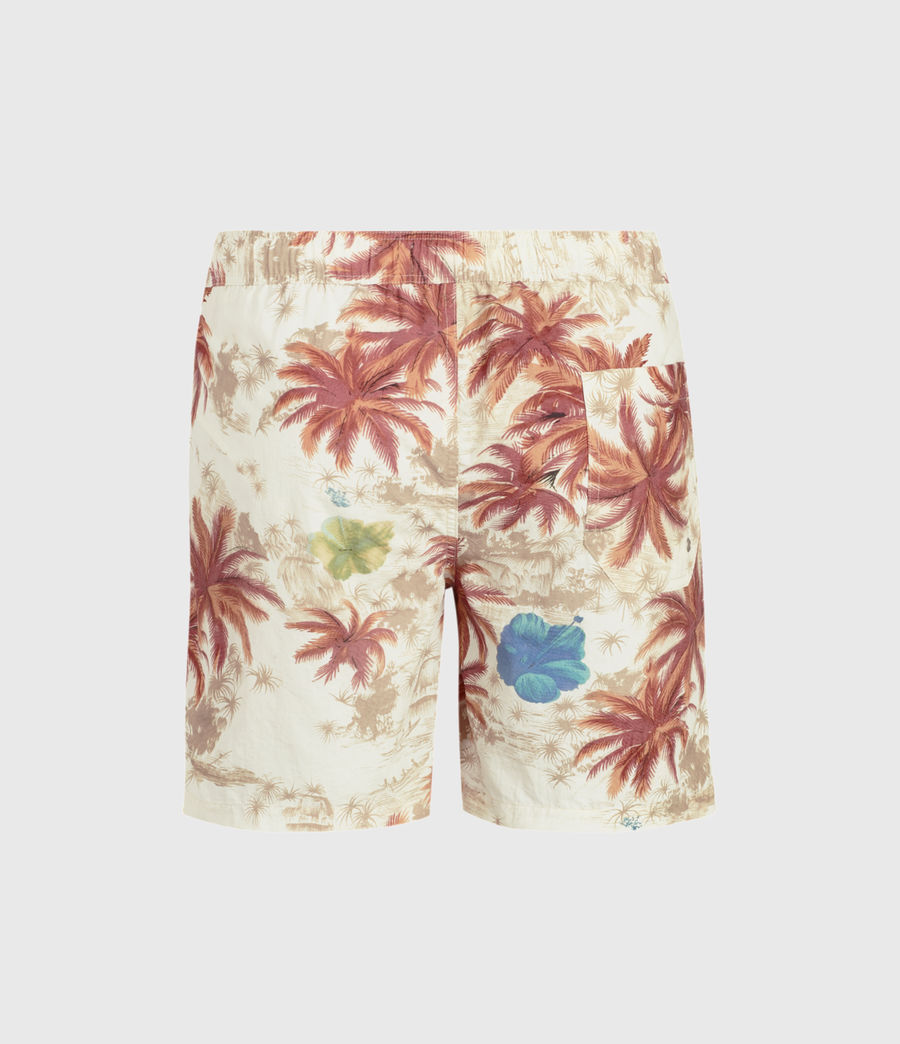 Men's Kanaloa Swim Shorts (optic_white) - Image 2