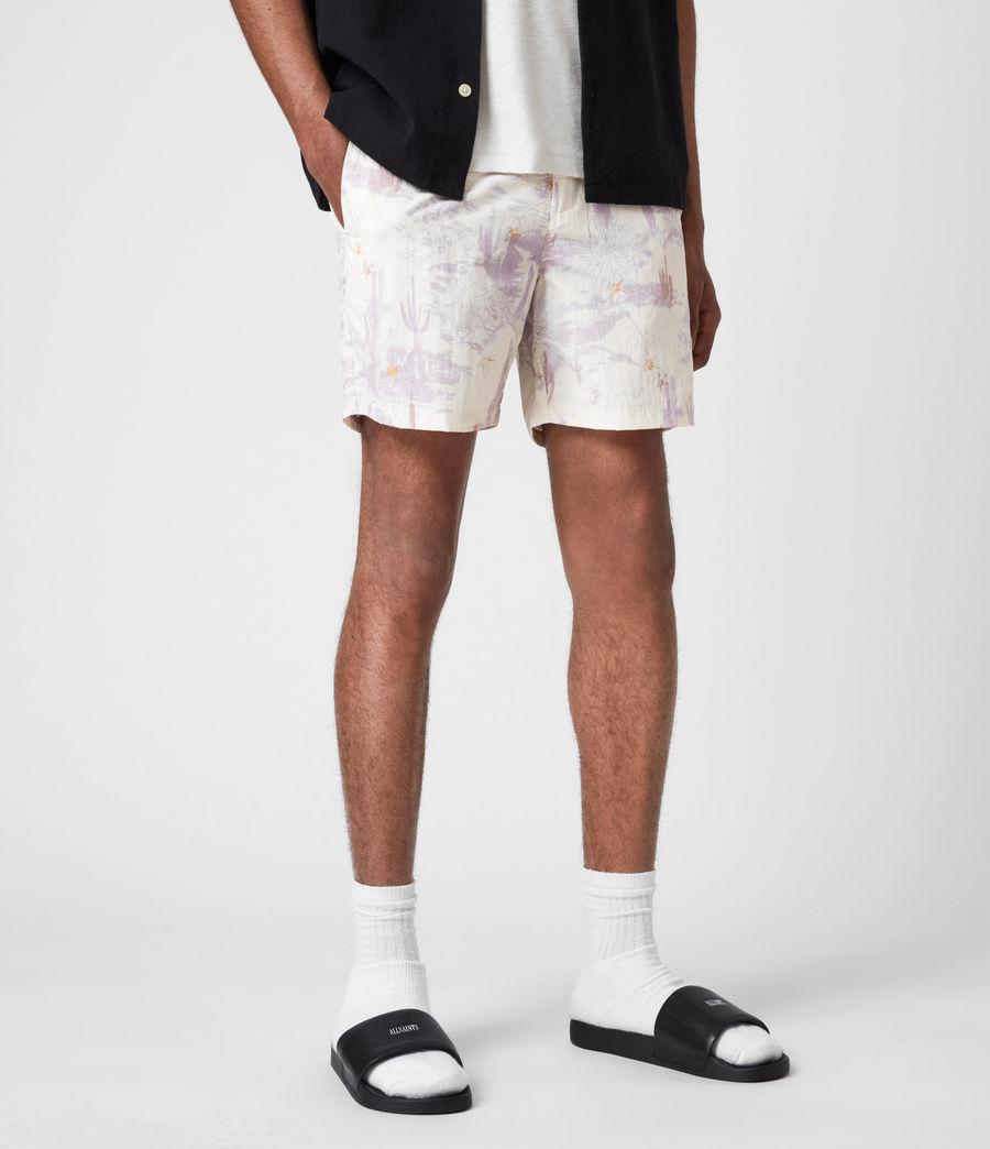 Hommes Short Joshua (rock_salt_white) - Image 4