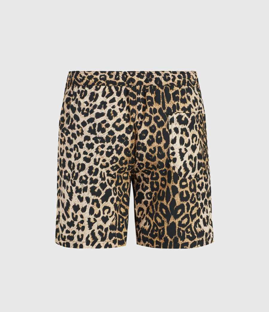 Hommes Leppo Swim Shorts (black) - Image 2