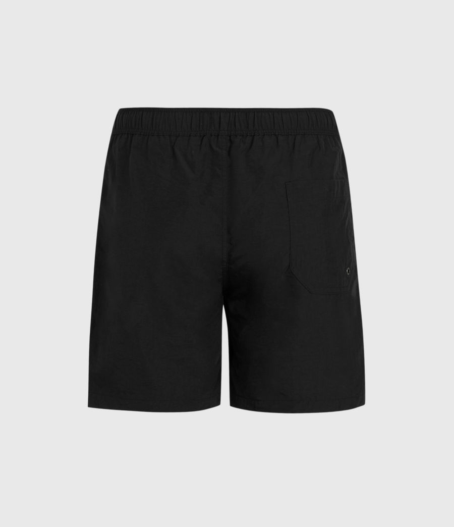 Herren State Swim Shorts (black) - Image 2