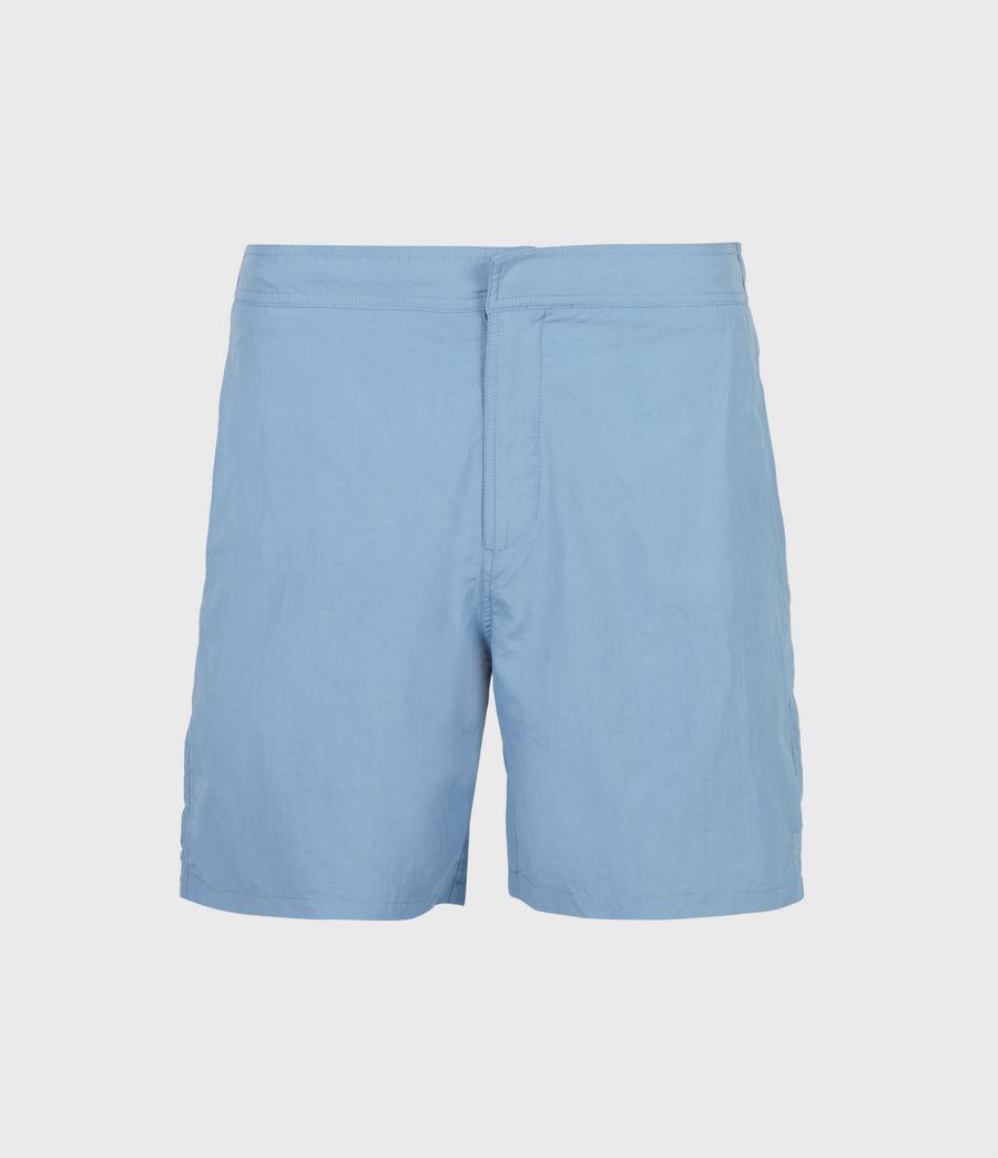 Herren Warden Swim Shorts (mirage_blue) - Image 2