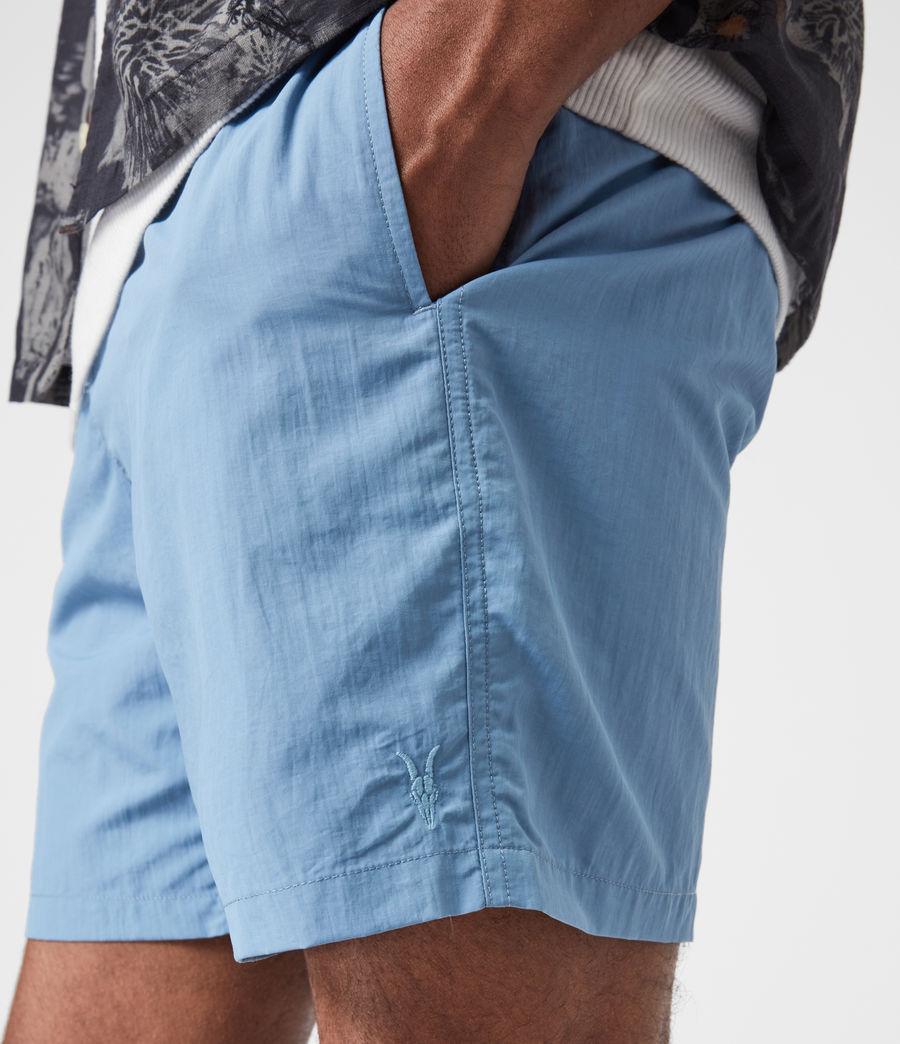 Herren Warden Swim Shorts (mirage_blue) - Image 5