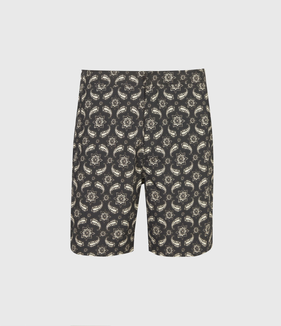 Hommes Mitte Swim Shorts (black) - Image 2