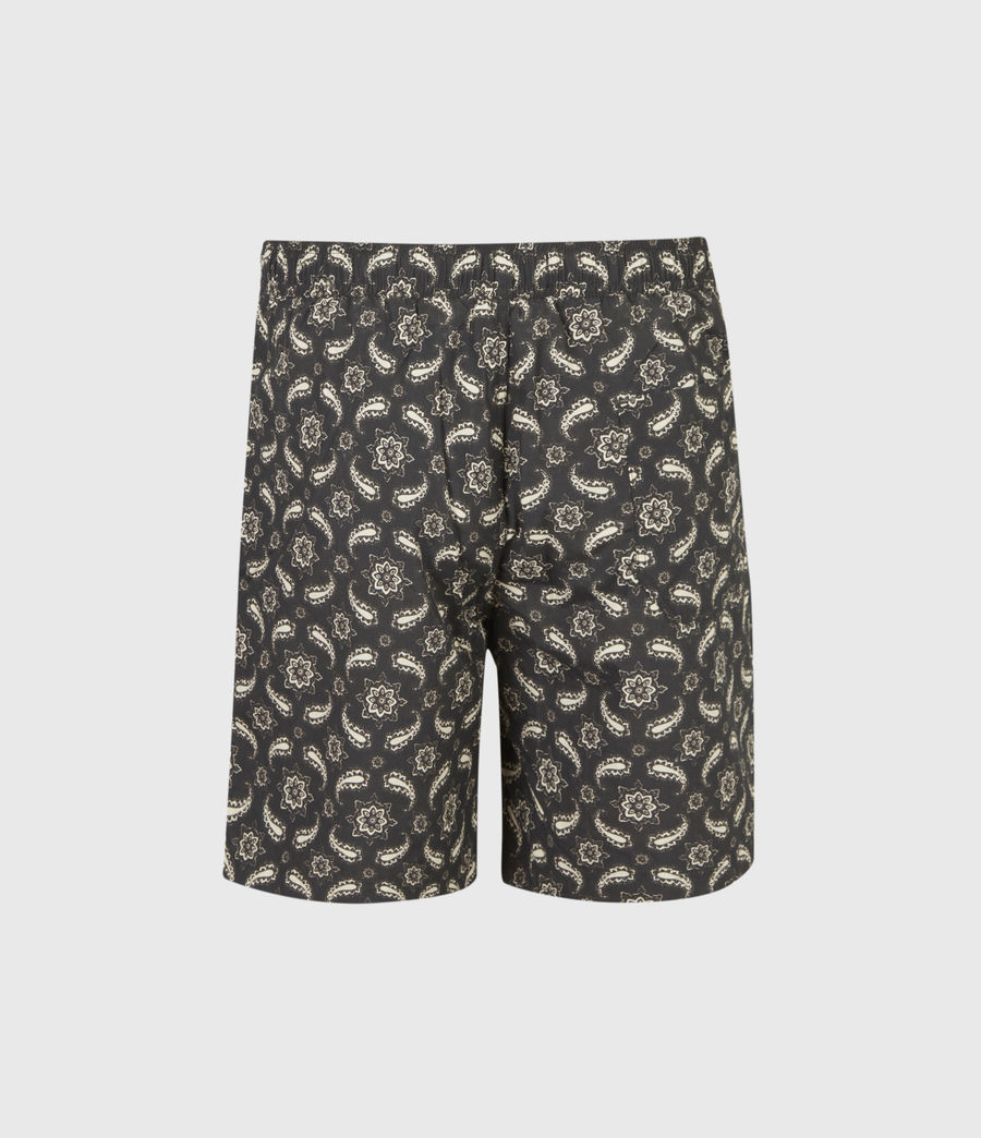 Hommes Mitte Swim Shorts (black) - Image 3