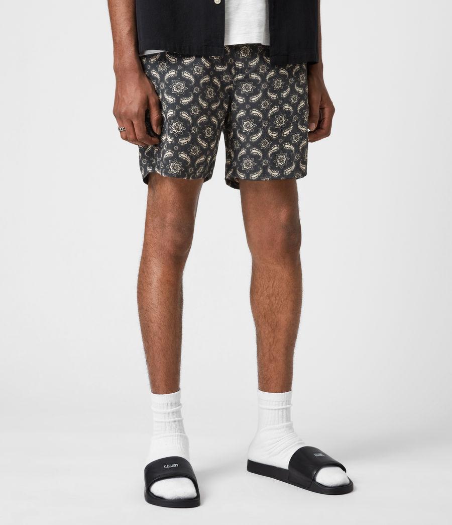 Hommes Mitte Swim Shorts (black) - Image 4