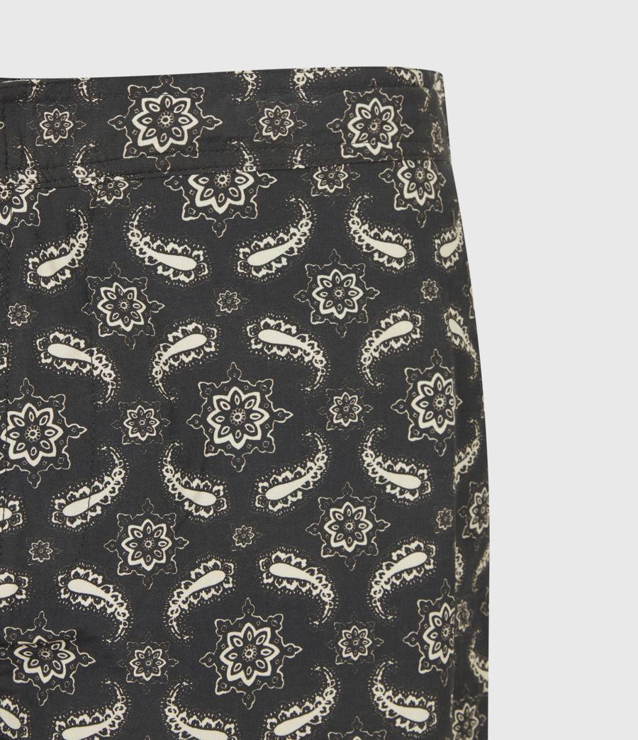Hommes Mitte Swim Shorts (black) - Image 5