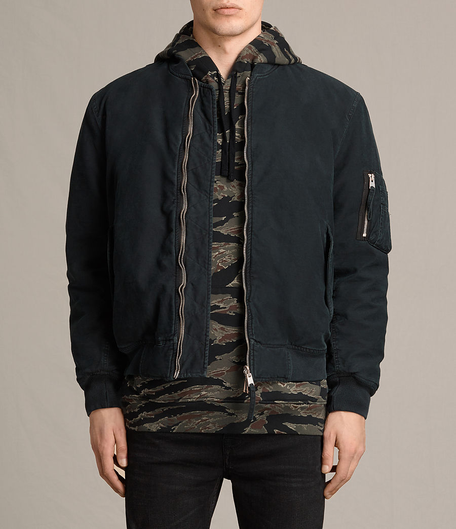 Vale Bomber Jacket by Allsaints