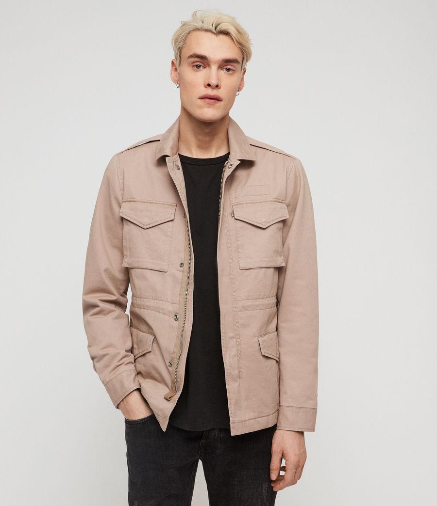 Men's Cote Jacket (sand) - Image 1