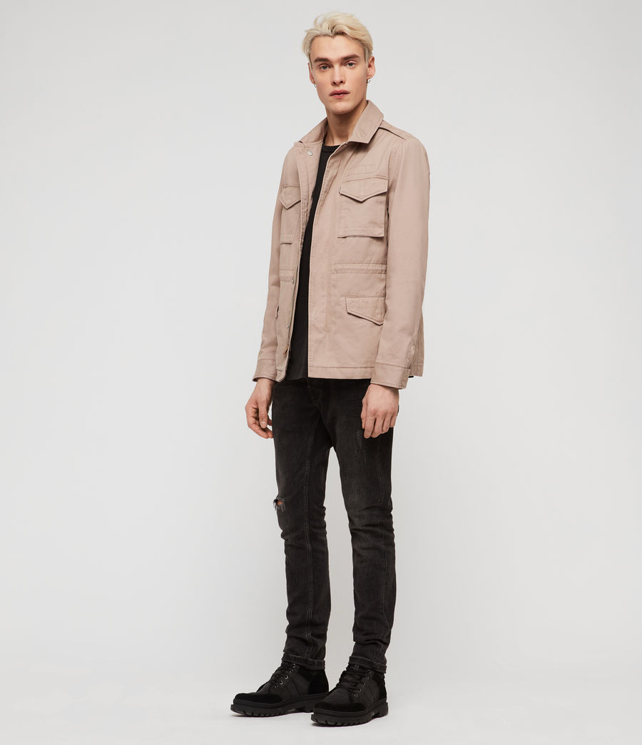 Men's Cote Jacket (sand) - Image 2