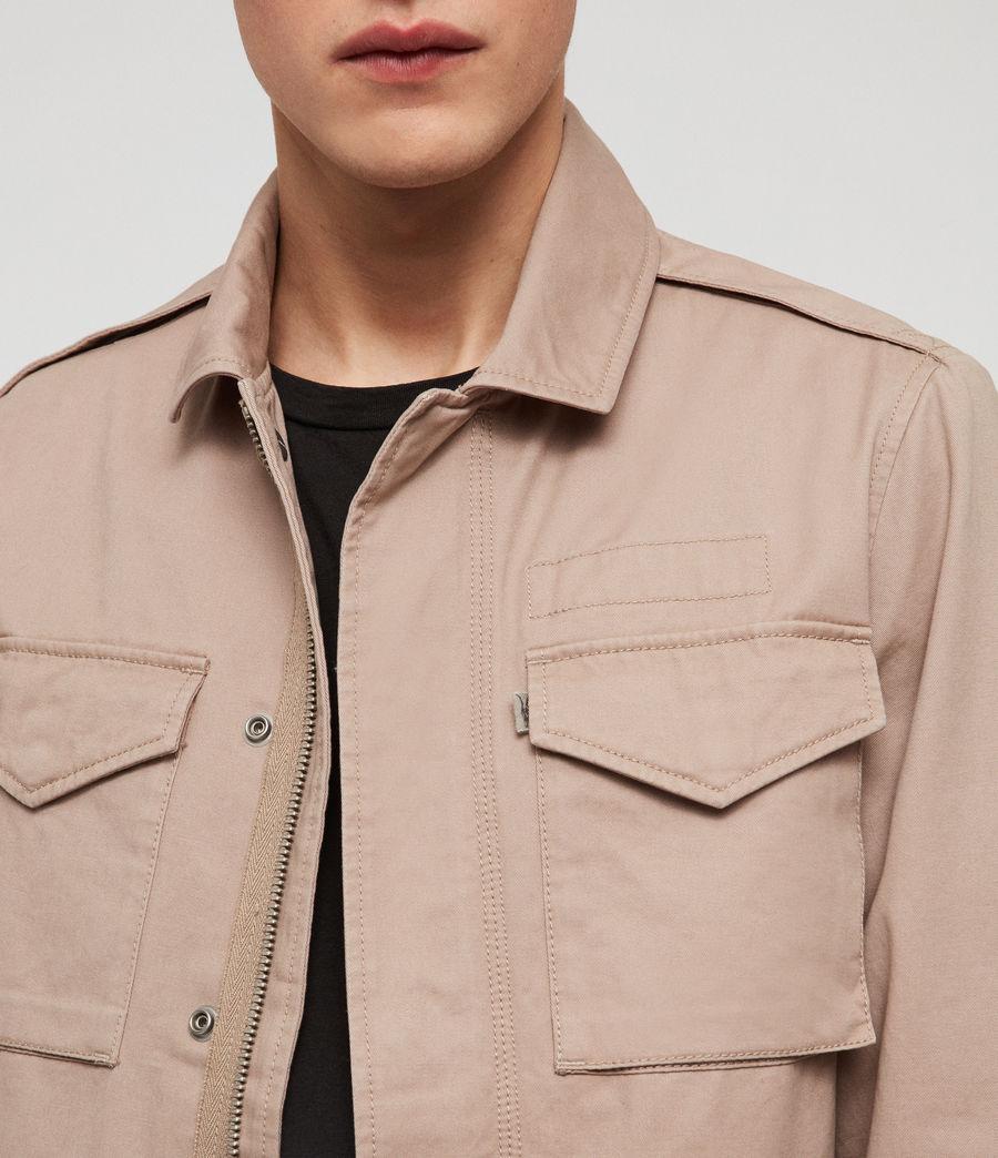 Men's Cote Jacket (sand) - Image 3