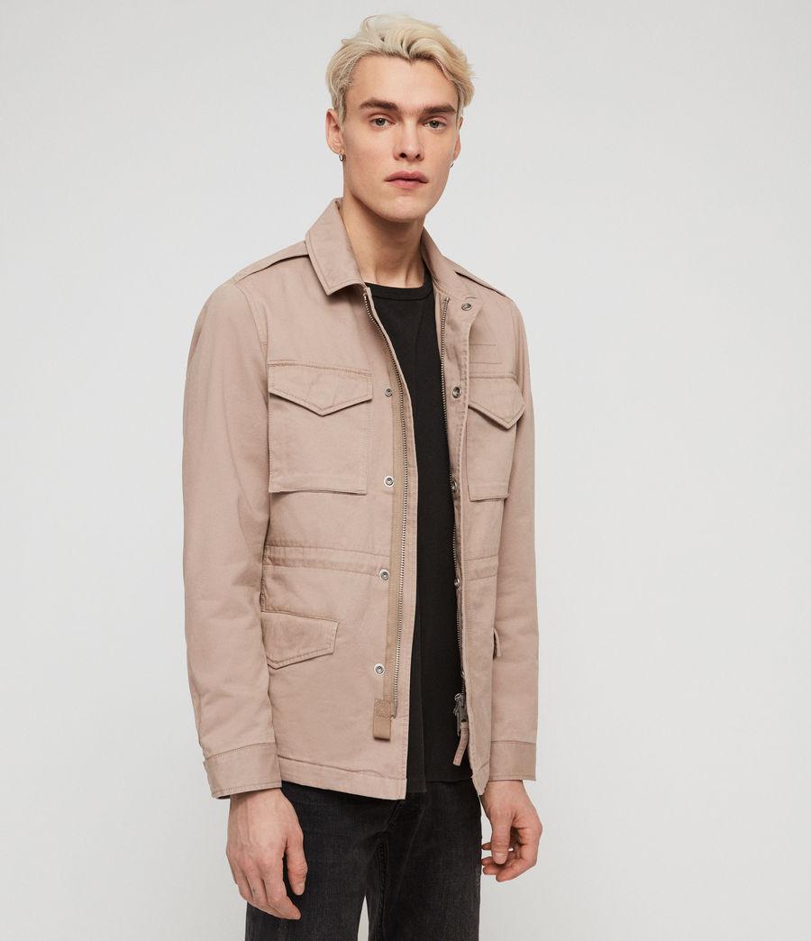 Men's Cote Jacket (sand) - Image 4