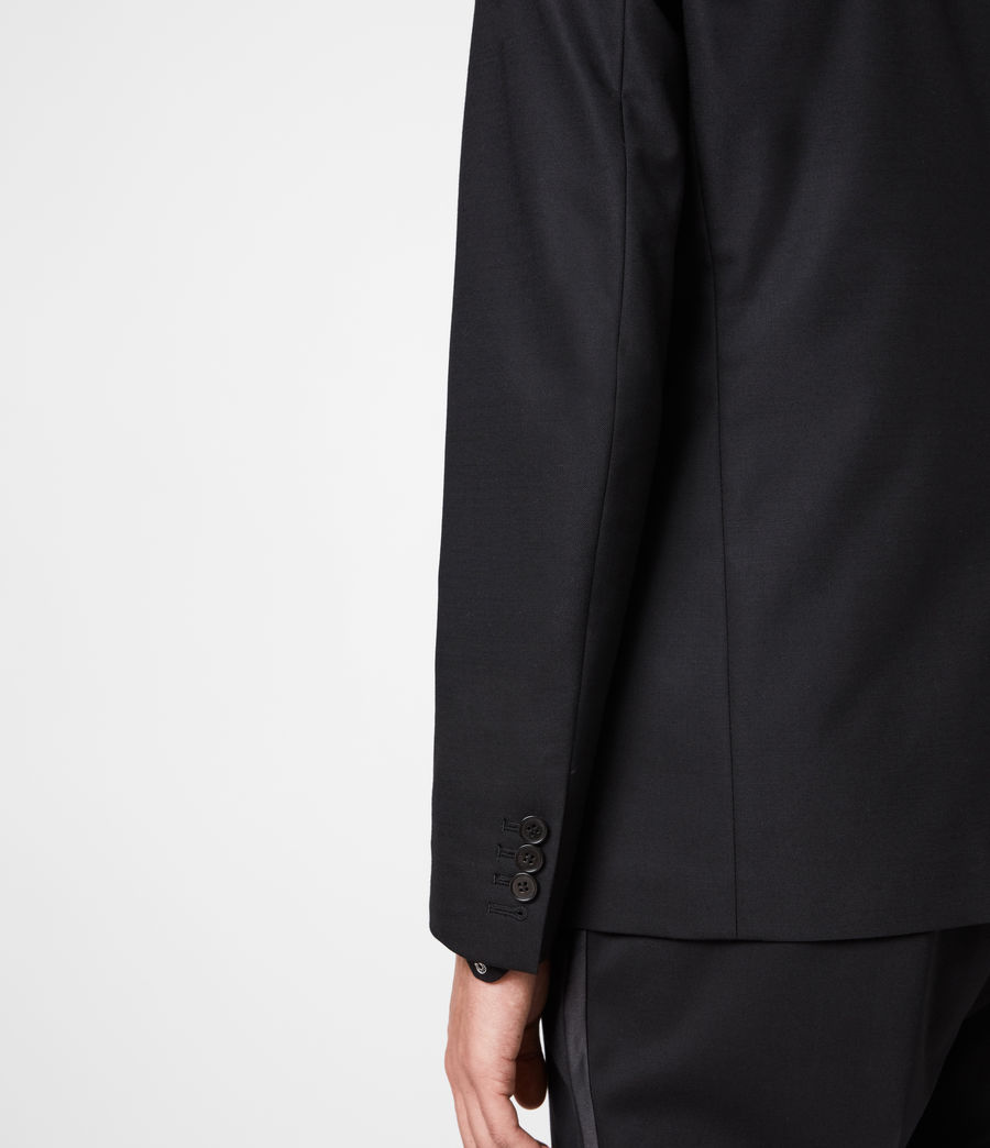 Men's Fulbeck Blazer (black) - Image 5