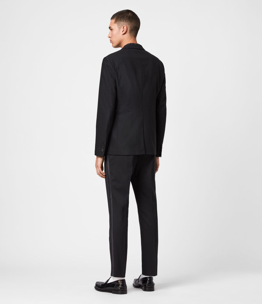 Men's Fulbeck Blazer (black) - Image 6